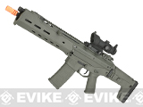PTS Masada CQB Airsoft AEG Rifle - Foliage Green