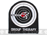 Pantel Tactical IFF Group Therapy Embroidered Hook and Loop Patch - Full Color