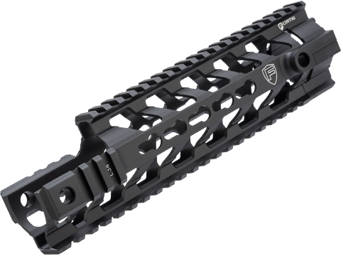 PTS Fortis REV™ Rail system for M4/M16 Series Airsoft AEG (Length: 9.5 / Carbine Cutout)