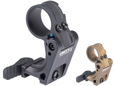 Unity Tactical FAST Flip-To-Center Aimpoint Magnifier Mount