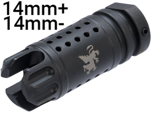 PTS M4SDII Airsoft Flash Compensator