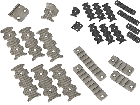 PTS Licensed Centurion Arms CMR Rail Accessory Pack (Color: Dark Earth)