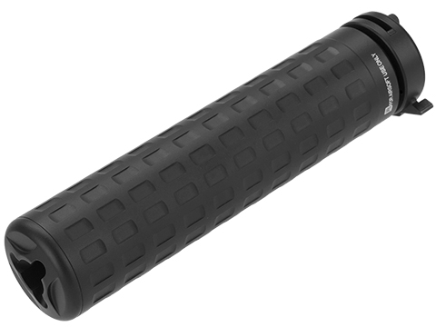 PTS Licensed Griffin Armament M4SDII Gen 2 Mock Suppressor - Black