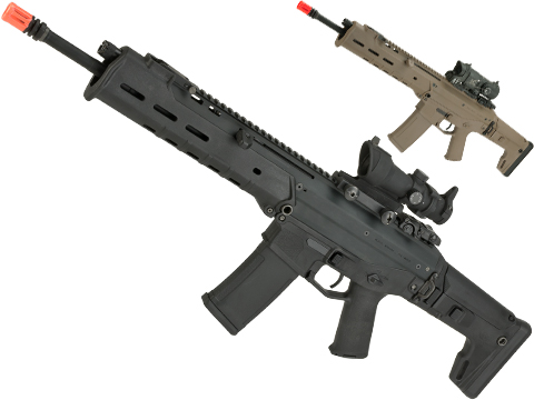 PTS Masada Airsoft GBB Rifle (Color: Black)