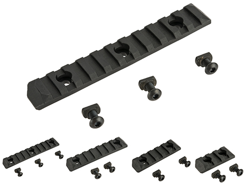 PTS Enhanced Picatinny M-Lok Rail Section (Length: 11 slots)
