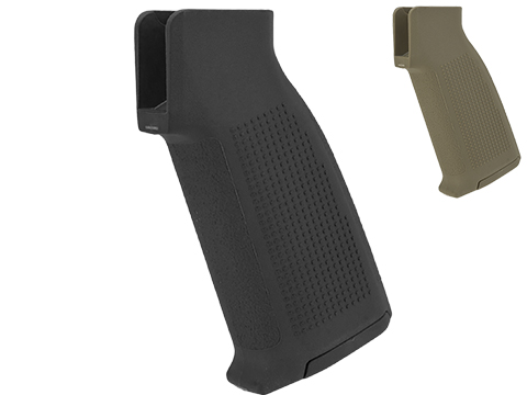 PTS Enhanced Polymer Grip Compact (EPG-C) for M4 AEG Airsoft Rifles (Color: Black)