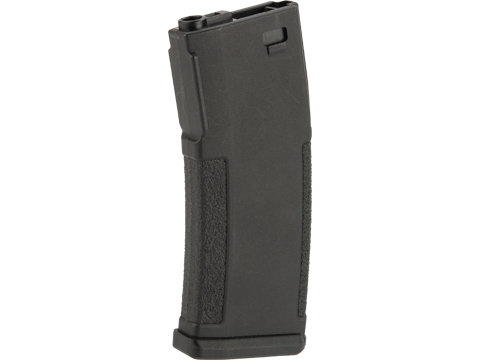 PTS Enhanced Polymer Magazine (EPM) for M4 M16 Series Airsoft AEG Rifles (Color: 350rd Hi-cap / Black)