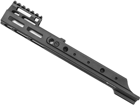 PTS Licensed Kinetic� SCAR MREX� M-LOK� Rail (Color: Black)