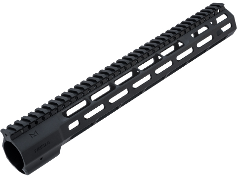 PTS Mega Arms Licensed Wedge Lock M-LOK Handguard for M4 Series Airsoft Rifles