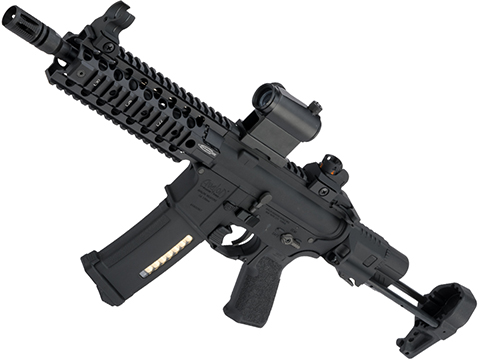 PTS VPSC VIRGO MK-I w/ Avalon Gearbox and ECS by VFC M4 Airsoft AEG Rifle