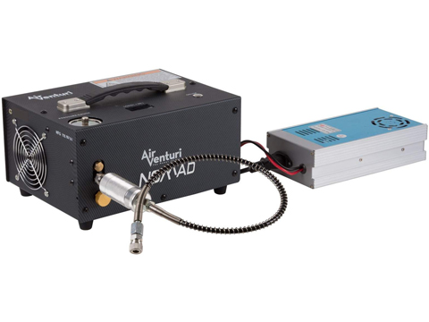 Air Venturi Nomad 4500 PSI Portable Air Compressor for PCP Airguns