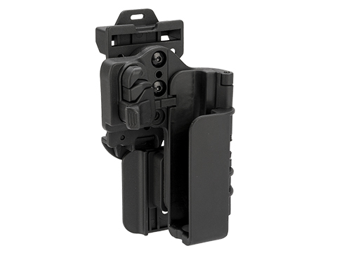 Quantum Mechanics OWB Condition 3 Carry Quick Tactical Holster (Model: Glock 19 / 23 Right Hand)