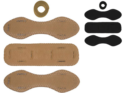 Qore Performance IceVents Aero Breathable Stand Off Ventilation Padding for Military & Police Duty Belts and Tool Belts