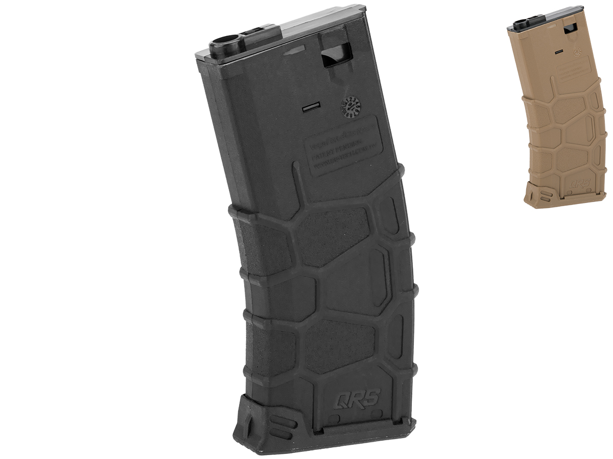 VFC QRS Polymer Magazine for M4/M16 Series Airsoft AEGs