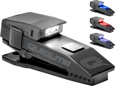 QuiqLitePro Hands Free Pocket Uniform Flashlite