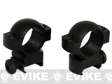 AIM 1 QD Scope Ring Set - Medium Profile