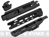 Action Army AAC21 Conversion Kit for Tanaka / ARES M700 Airsoft Sniper Rifles - Black