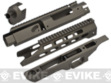 Action Army AAC21 Conversion Kit for Tanaka / ARES M700 Airsoft Sniper Rifles - Dark Earth
