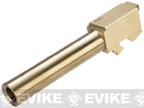 RA-Tech CNC Brass Outer Barrel for KWA / KSC G-Series 19 Airsoft GBB Pistols