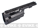 Creation Polymer Rail System for MOD5K / MOD5PDW Series Airsoft AEG SMGs