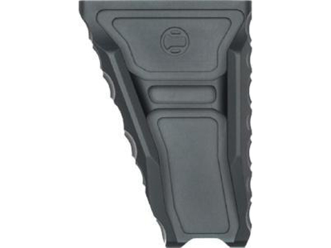 RailScales Anchor Aluminum Vertical Foregrip (Model: Carbon Black)