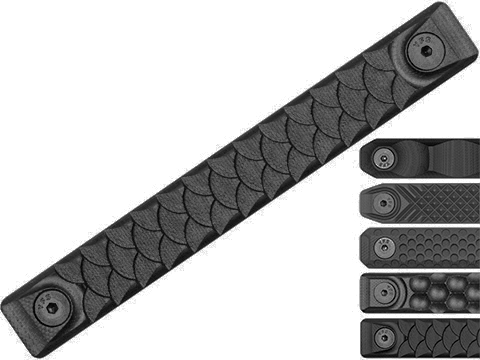 RailScales G10 Machined Scales for M-LOK 3Slot Handguards