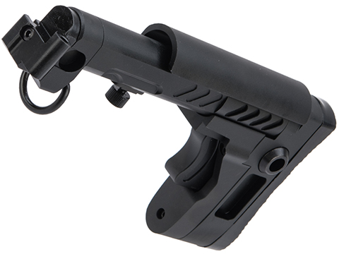 Raptor TWI PT-3 Folding Stock for AK Airsoft AEG Rifles (Color: Black)