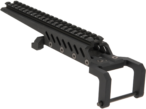 Raptor TWI B-51 Scope Mount for PKM Series Airsoft AEG Machine Guns