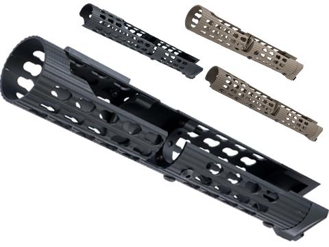 Raptor TWI Tubular Keymod Handguard for AK Airsoft AEG Rifles