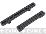 CNC Aluminum Rail Set for ARES S&T Tavor 21 Series Airsoft AEG Rifles