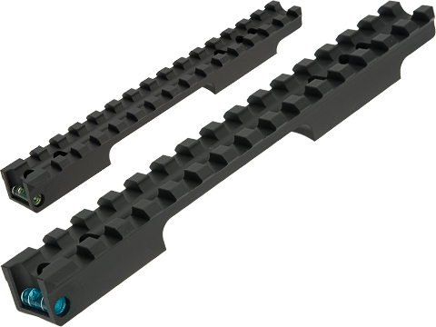 Maple Leaf Scope Rail with Bubble Level for VSR-10 Series Airsoft Sniper Rifles