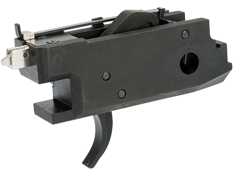 RA-Tech Complete Trigger Box for WE-Tech MSK Gas Blowback Rifles