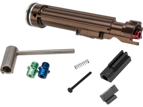 RA-TECH Magnetic Locking NPAS Aluminum Loading Nozzle Set (Model: WE MSK GBB)