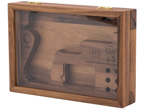 RA-Tech Wooden Display Case for SAI BLU Pistols