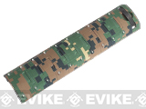Matrix Armor Tactical Rail Panel - Woodland Marpat Camo (One)