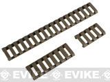 Element 18-Slot LoPro Rail Cover Set - Tan
