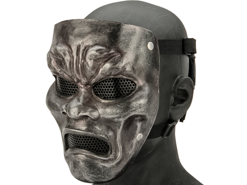 Evike.com R-Custom Fiberglass Wire Mesh Persian Immortals Mask