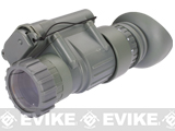 Matrix AN/PVS-14 Mock Night Vision 3x Magnification Scope w/ Laser - Foliage Green