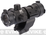NcSTAR Tactical Red/Green Dot Scope with Cantilever Weaver Mount
