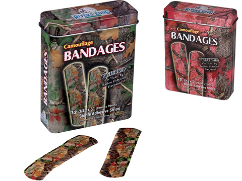 River's Edge Camo Bandages