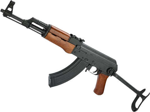 Real Sword Type56-1 Full Size Airsoft AEG Electric Rifle with Real Wood Furniture and Underfolding Stock