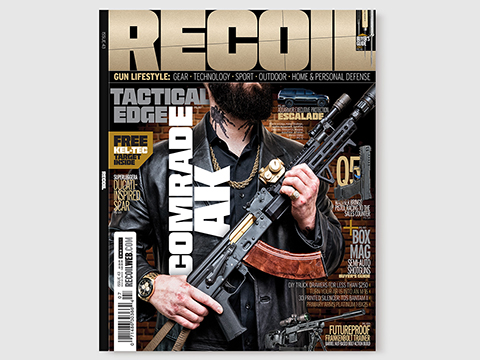 RECOIL Magazine (Issue: #43)