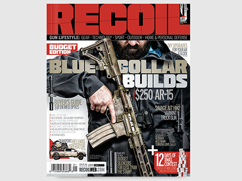 RECOIL Magazine (Issue: #46)