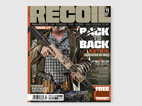 RECOIL Magazine (Issue: #47)