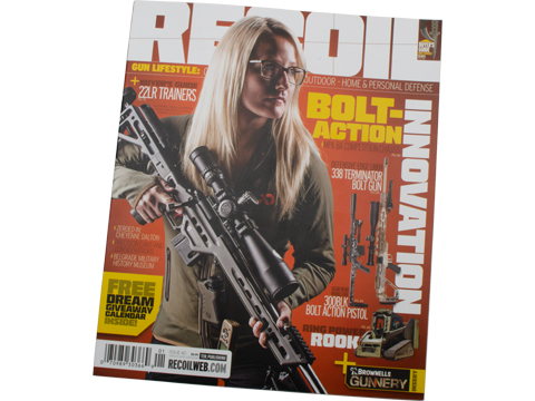 RECOIL Magazine (Issue: #40)