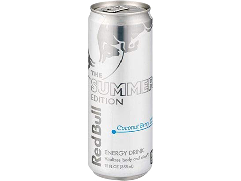 Red Bull Energy Drink (Flavor: Summer Edition Coconut Berry 12oz)