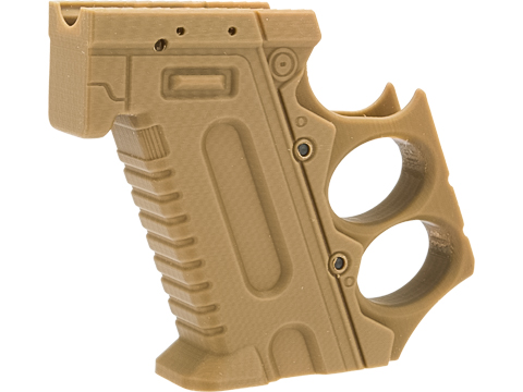 Red Star ROCK II Compact Grip Kit (Model: Elite Force GLOCK / Tan)