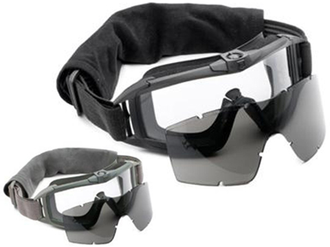 Revision Desert Locust Fan Tactical Goggles Essential Kit