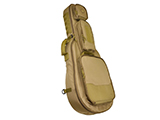 Hazard 4 Battle Axe Guitar Shaped Padded Rifle Case - Coyote