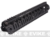 "5KU 11"" RAS for Airsoft M4 M16 Series Airsoft AEG GBB Rifles w/ Integrated Sight"